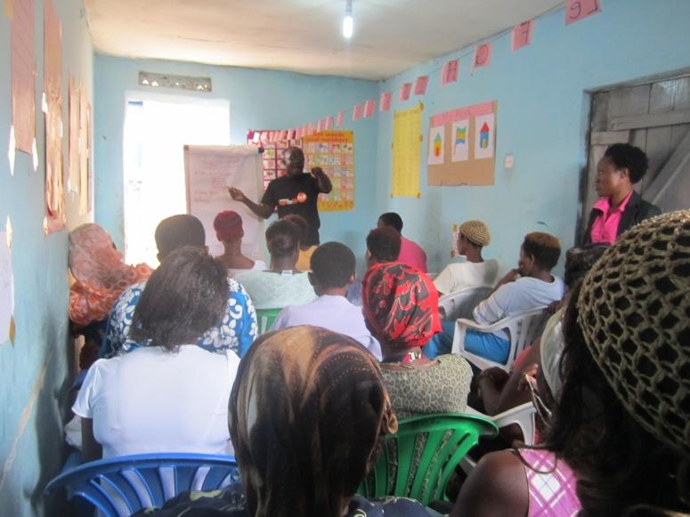 Livelihoods Training